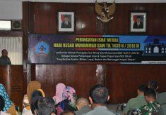 IBADAH SHALAT DIAKUI INDIKATOR KEDISIPLINAN PRAJURIT TNI BERAGAMA MUSLIM
